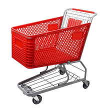 Load image into Gallery viewer, plastic shopping cart