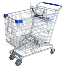 Load image into Gallery viewer, Metal Shopping Cart