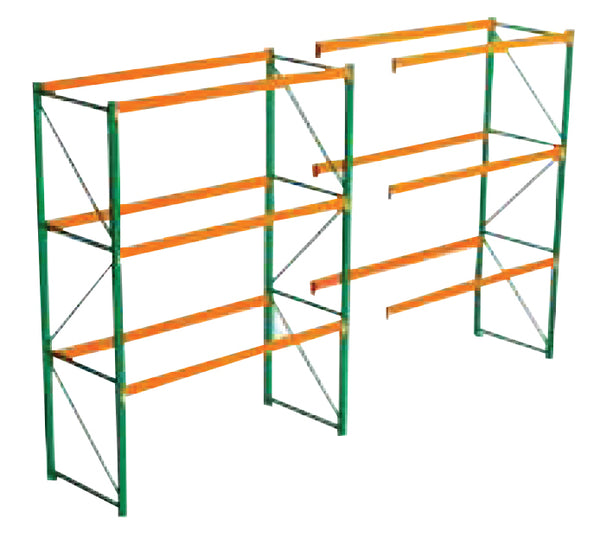 "Upright Frame F14 24"" x 120"" 3 x 1 5/8 Deep"