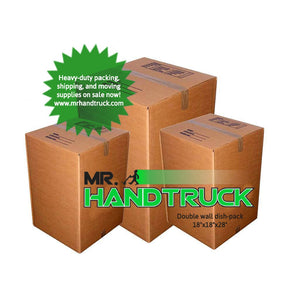 Double Wall Dish Pack Boxes