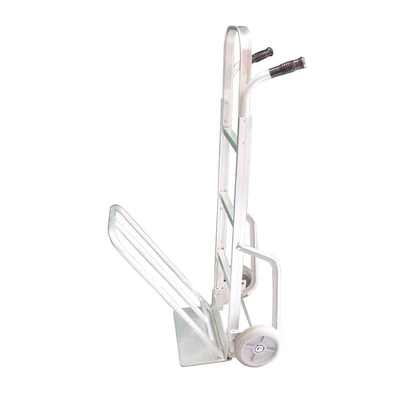 Aluminum hand truck with nose extension MDA586-G30