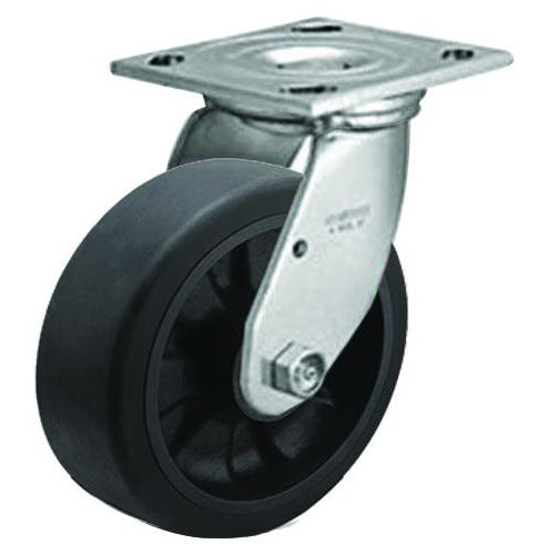 Trans-Formula Black Swivel Caster 5