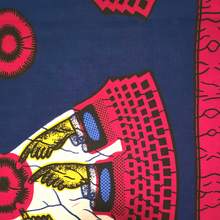 Load image into Gallery viewer, Ankara Fabric Haul