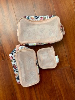 How I pack my Itzy Ritzy packing cubes