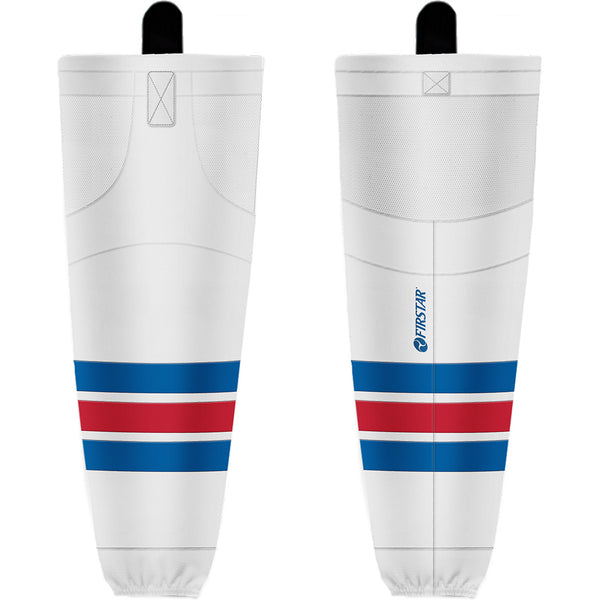 Firstar Gamewear Hockey Socks - New York