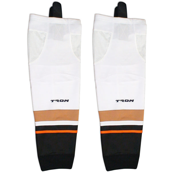 TRON SK300 Team Dry Fit Hockey Socks - Anaheim Ducks