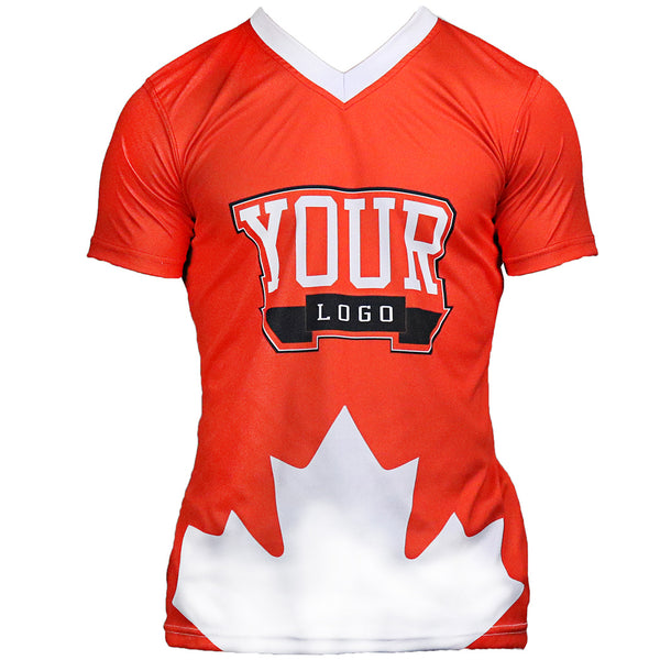 SUBLIMATED SOCCER JERSEY (WOMENS) - YOUR DESIGN