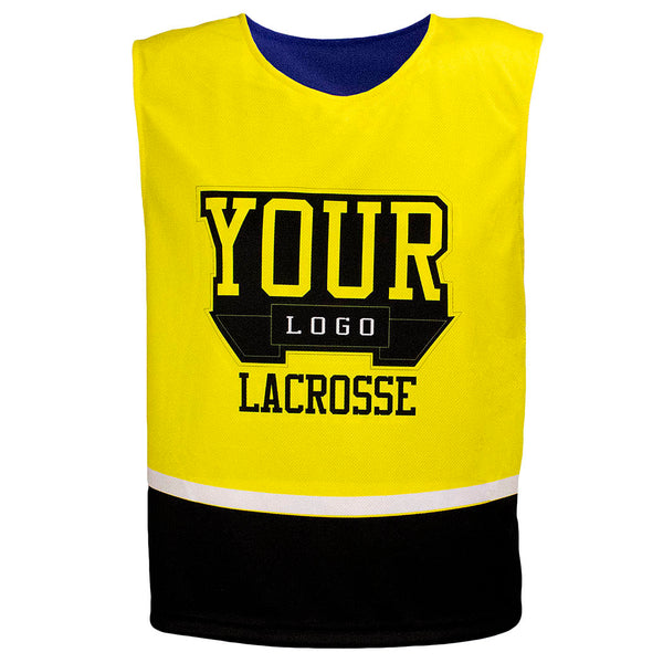 SUBLIMATED LACROSSE JERSEY (MENS) - YOUR DESIGN