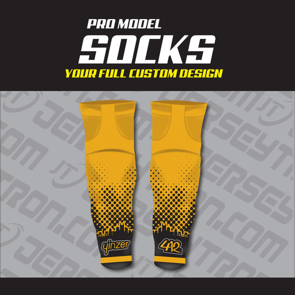 Sublimated Hockey Socks -  Reorder