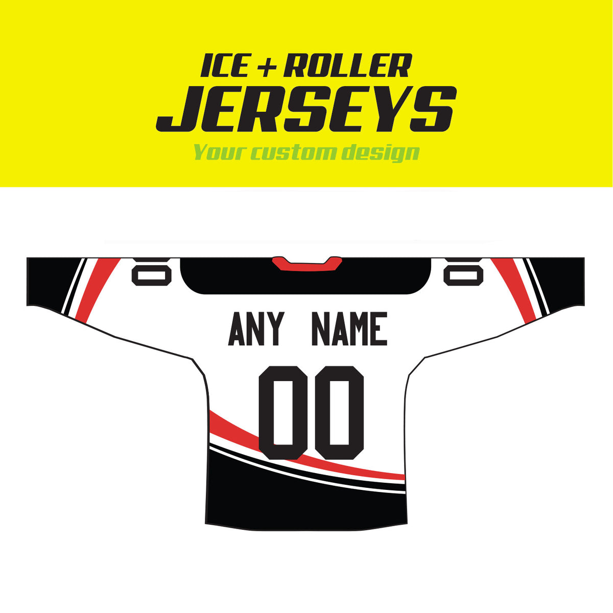 Sublimated Reversible Hockey Jersey - Your Design (Model) - Custom ... 2d2471184