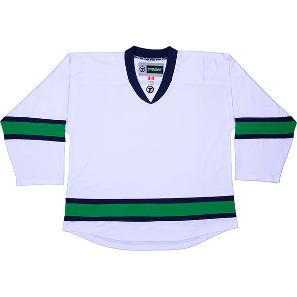Vancouver Canucks Hockey Jersey - TronX DJ300 Replica Gamewear