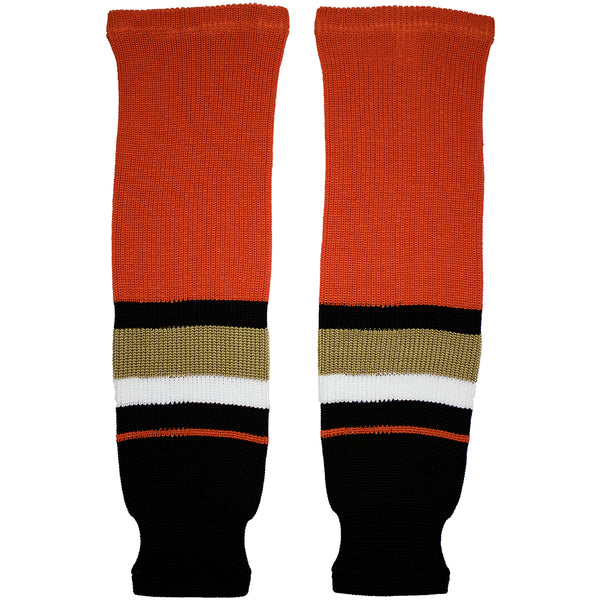 Anaheim Ducks Knit Hockey Socks (TronX SK200)