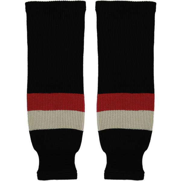 Ottawa Senators Knit Hockey Socks (TronX SK200)
