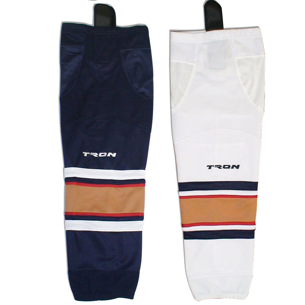Edmonton Oilers Hockey Socks - TronX SK300 NHL Team Dry Fit