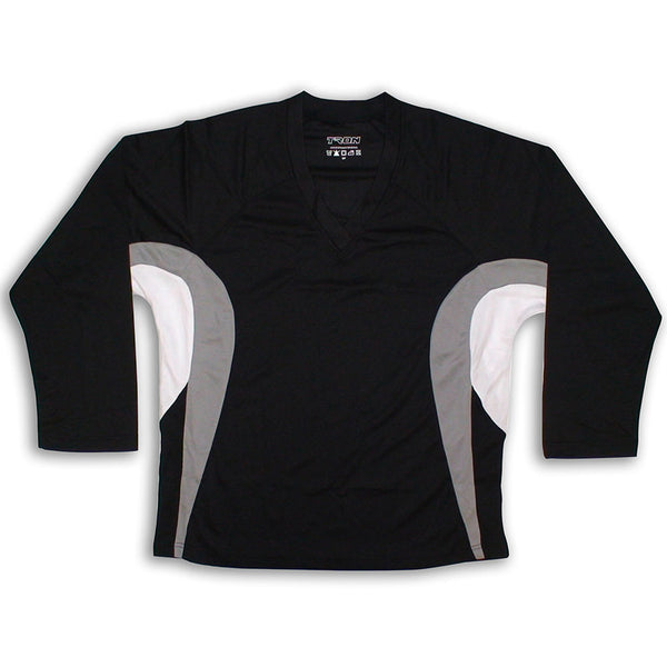 TronX DJ200 Team Hockey Jersey - Black
