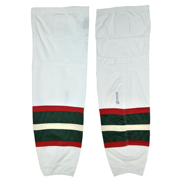 Minnesota Wild Firstar Stadium Pro Hockey Socks