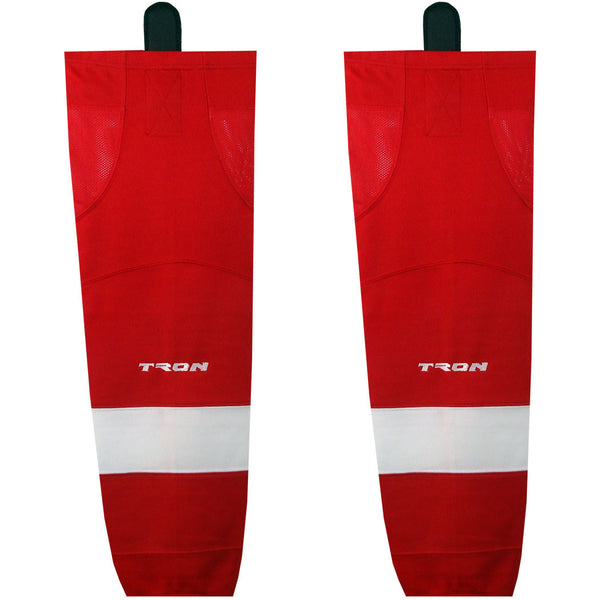 Detroit Red Wings Hockey Socks - TronX SK300 NHL Team Dry Fit