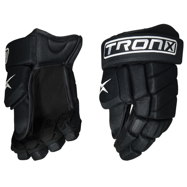 TronX Team LS Senior Hockey Gloves