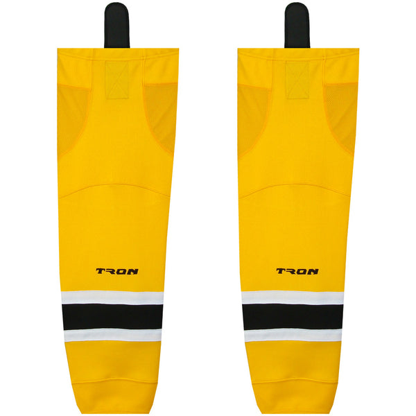 Boston Bruins Hockey Socks - TronX SK300 NHL Team Dry Fit