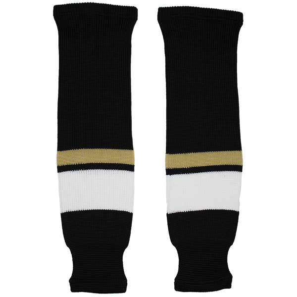 Piitsburgh Penguins Knit Hockey Socks (TronX SK200)