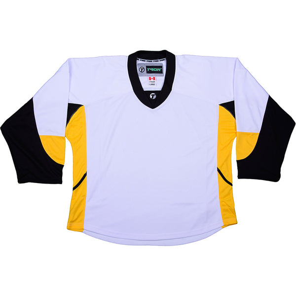 Pittsburgh Penguins Hockey Jersey - TronX DJ300 Replica Gamewear