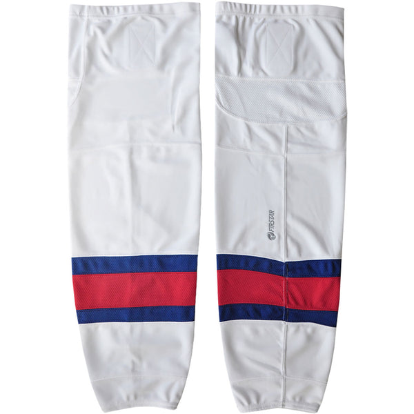 New York Rangers Firstar Stadium Pro Hockey Socks