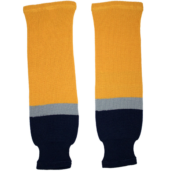 Buffalo Sabres Knit Hockey Socks (TronX SK200)