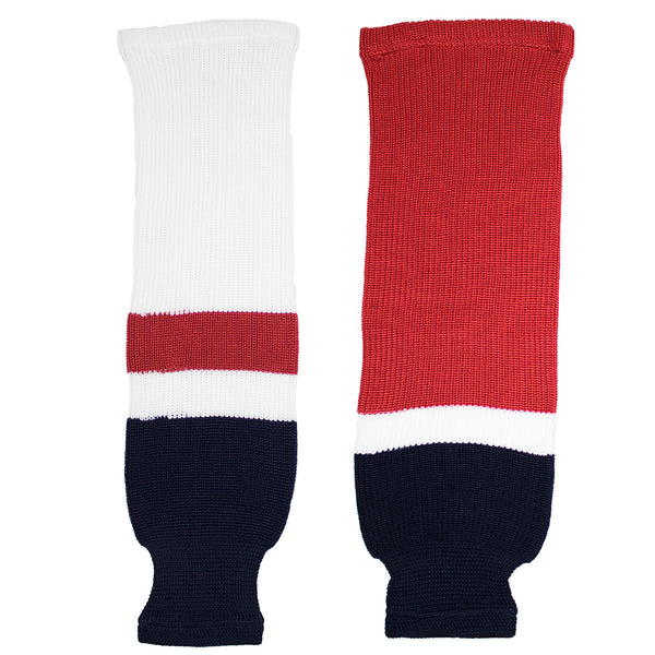 Washington Capitals Knit Hockey Socks (TronX SK200)