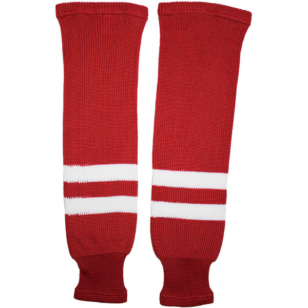 Carolina Hurricanes Knit Hockey Socks (TronX SK200)