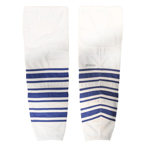 Toronto Maple Leafs Firstar Stadium Pro Hockey Socks
