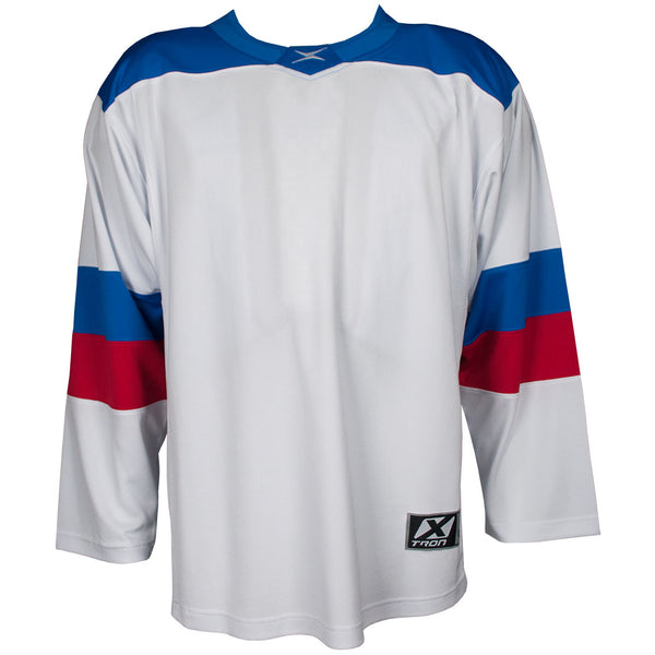 TronX DJ300 World Cup of Hockey Jersey - Russia