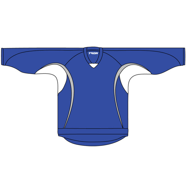 TronX DJ200 Team Hockey Jersey - Royal