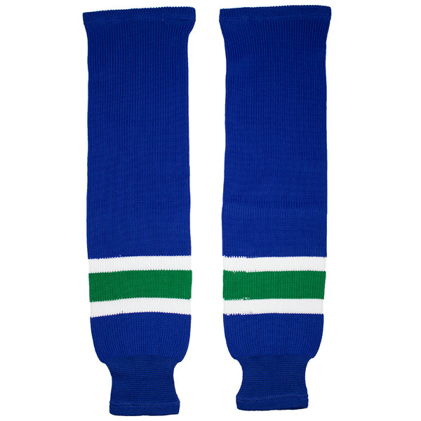 Vancouver Canucks Knit Hockey Socks (TronX SK200)