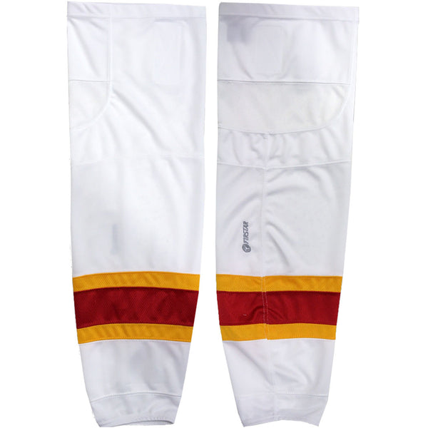 Calgary Flames Firstar Stadium Pro Hockey Socks