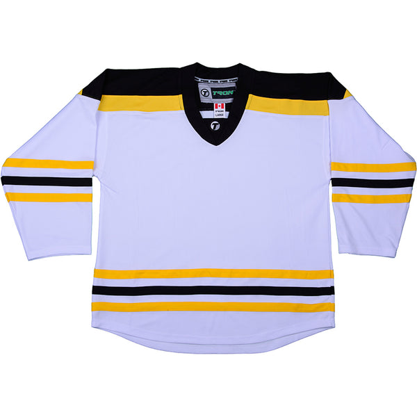 Boston Bruins Hockey Jersey - TronX DJ300 Replica Gamewear