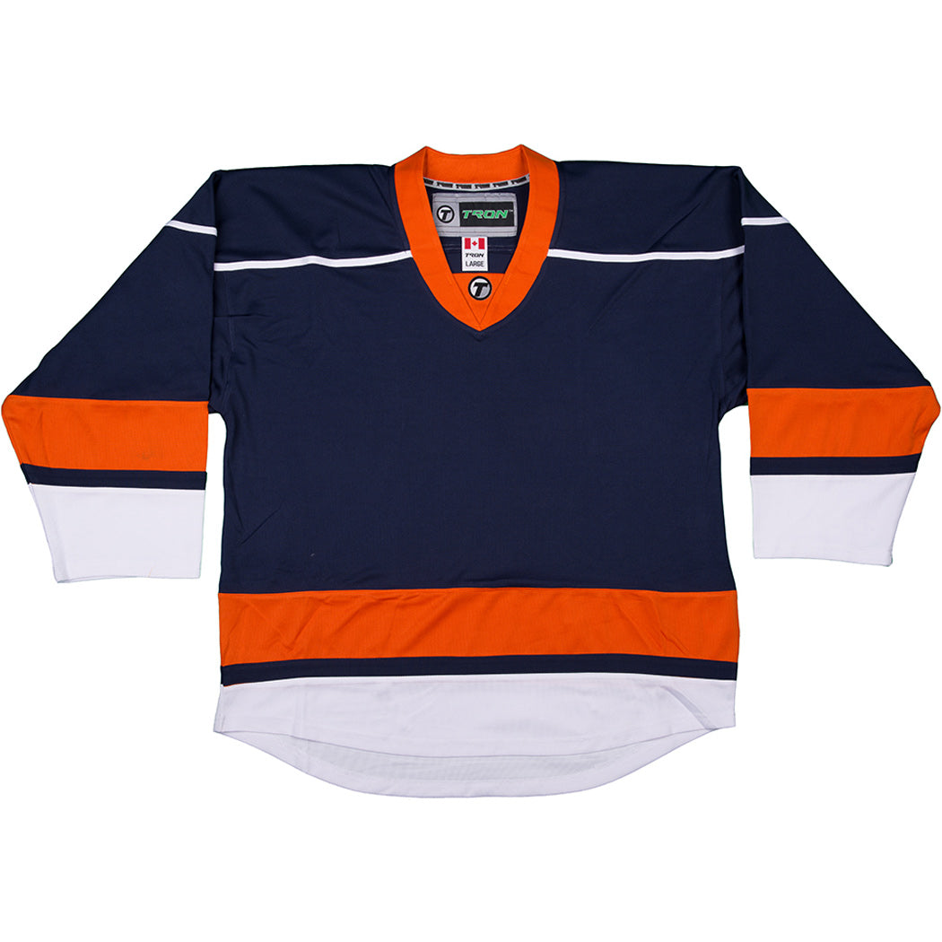 competitive price 17cac 78eb2 New York Islanders Hockey Jersey - TronX DJ300 Replica Gamewear