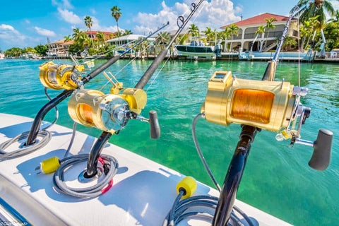 reel play fishing rentals in south florida