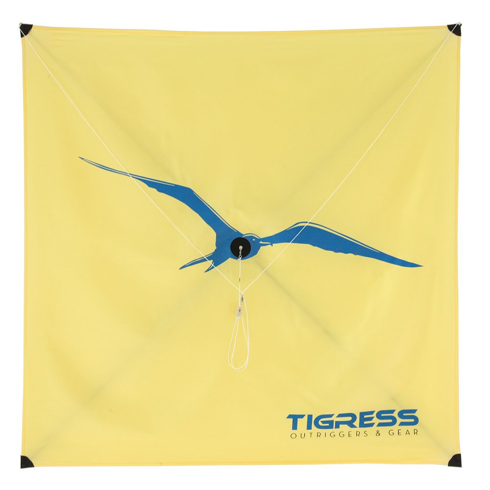 All Wind Tigress Kite for fishing