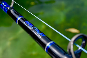 custom reel play fishing rentals rod