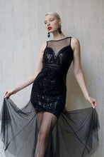 Load image into Gallery viewer, Love Me Dress in Black