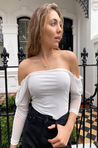 Mischa Top in White