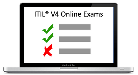 ITIL® 4 Exam and Proctoring