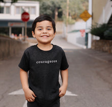 Load image into Gallery viewer, Courageous Kids Tee