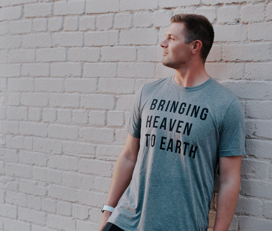 Bringing Heaven To Earth Unisex Tee