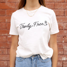 Load image into Gallery viewer, Truly Free Women's Tee