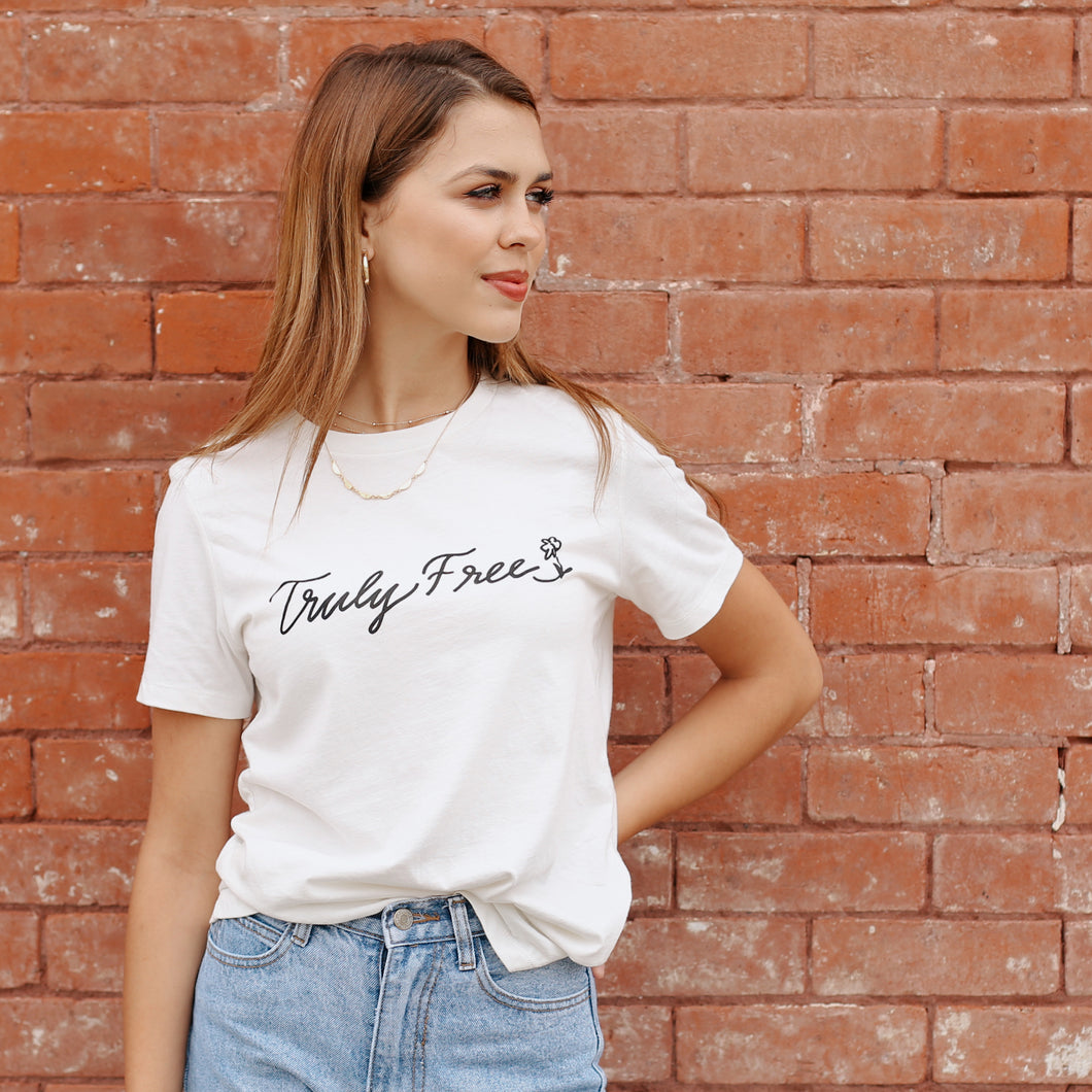 Truly Free Women's Tee