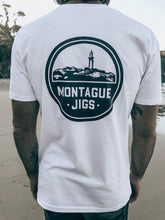 Load image into Gallery viewer, White Montague Tee
