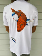 Load image into Gallery viewer, Coloured Snapper Tee