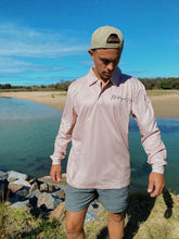 Load image into Gallery viewer, Snapper Fishing Shirt - Sand