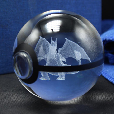 Pokemon Crystal Pokeball